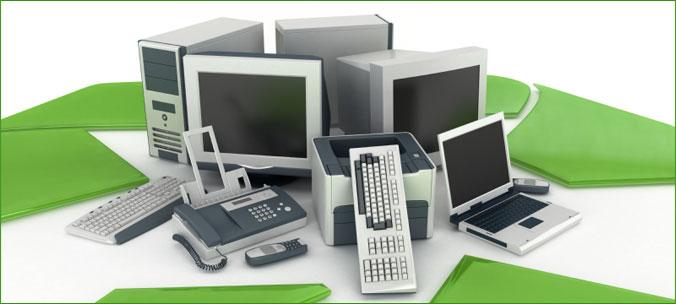 oude computers inleveren